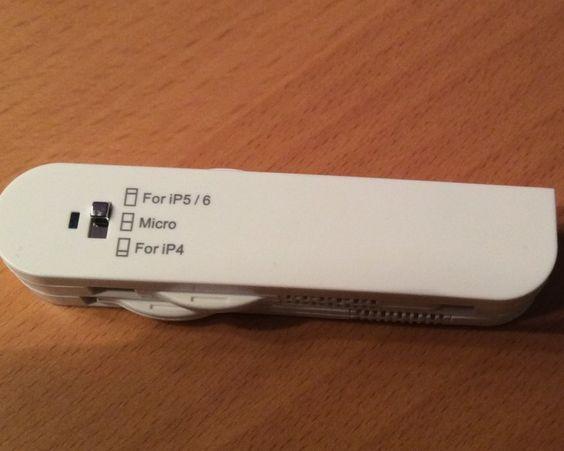 shenzoo® - 3 in 1 USB Ladekabel Set Taschenmesser
