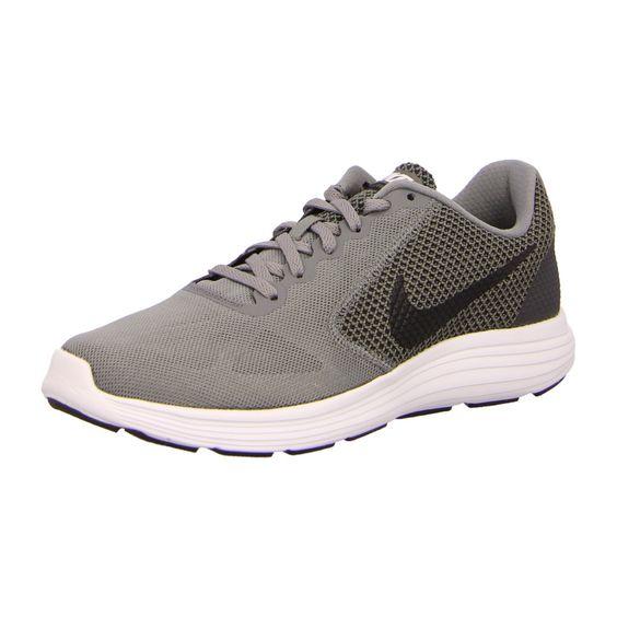 NEU: Nike Sneaker Revolution3 - 819300 002 - cool grey / black-white -