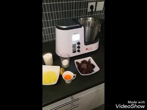 Mousse Au Chocolat Avec Monsieur Cuisine De Silvercrest