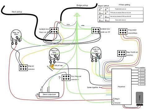 Parker Guitar Wiring Diagram Jackson Wiring Diagram Wiring Diagram Odicis Guitarras