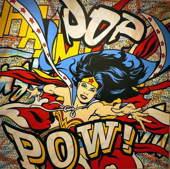 Speedy Graphito - Pop pow   par Thethe35400