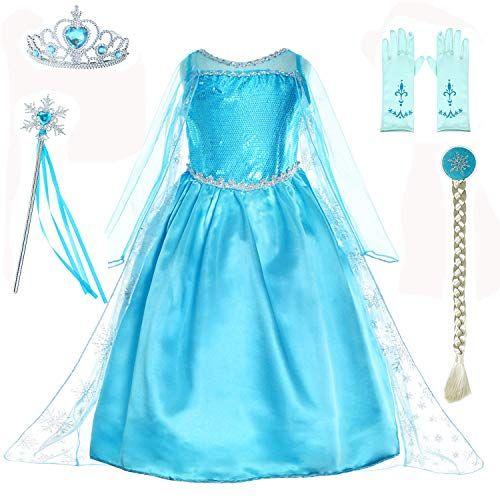 Romy/'s Collection Mermaid Princess Dress-up Costume Set