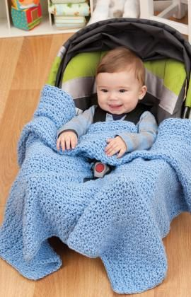 Car Seat Blanket Knitting Pattern : Pinterest   The world s catalog of ideas