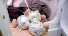 Découvrez différentes utilisations du papier aluminium. Des astuces faciles avec du papier aluminium.