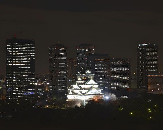 大阪城 / Osaka Castle by Yuya Horikawa