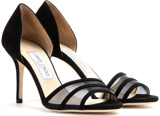 """Octavia Spencer in Gorgeous Jimmy Choo """"Vexil"""" Leather Sandals"""