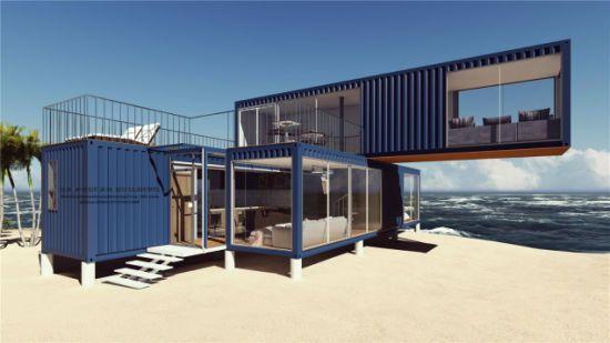 Hot Item 3 Bedrooms Modular Prefab Prefabricated Portable