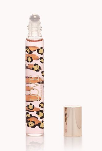 #Forever21                #love                     #Love #Untamed #Rollerball #Fragrance               Love Untamed Rollerball Fragrance                                             http://www.seapai.com/product.aspx?PID=887574
