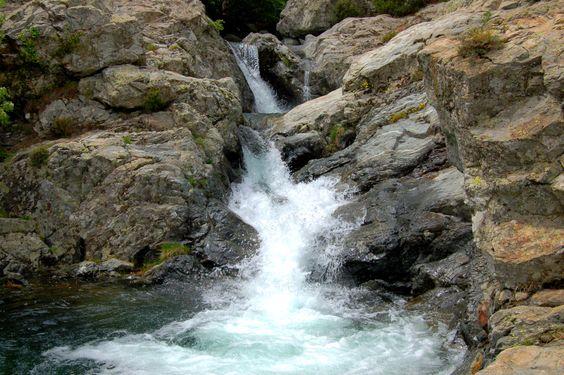 Vizzavona - la cascade des Anglais