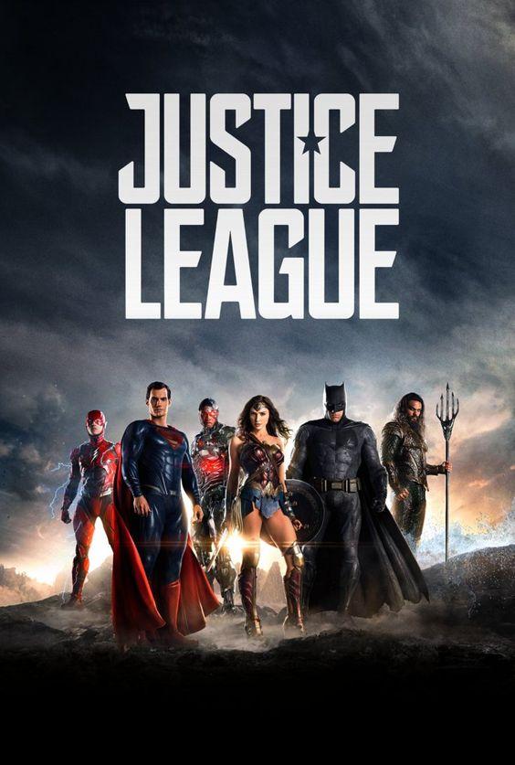 Justice League (2017) - Poster # 1 by CAMW1N.deviantart.com on @DeviantArt