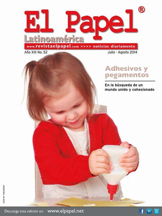 El Papel - edición 52  Revista especializada de librería y papelería