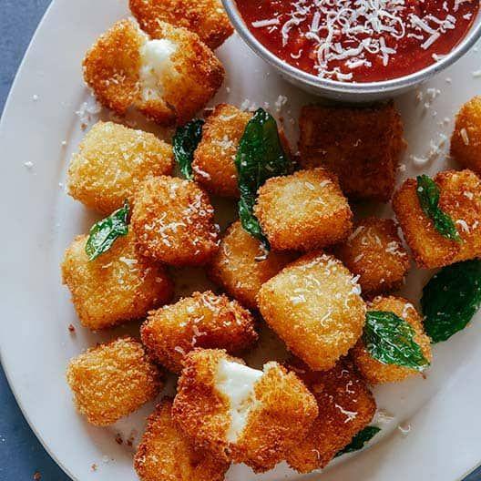 Halloumi Nuggets Recipe Haloumi Recipes Halloumi Fried Halloumi