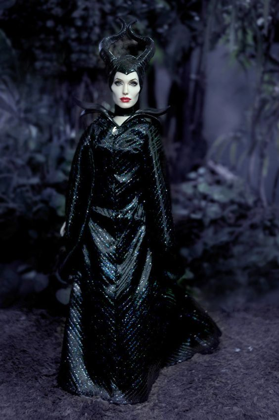 repainted maleficent and prince - photo #25