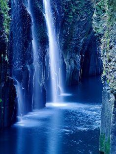 Takachiho Gorge, Miyazaki, Japan 宮崎  高千穂峡