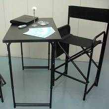 Face Painter/Make Up Artist Folding Chair and Table Set
