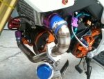Custom Honda Grom - MSX125 Pictures