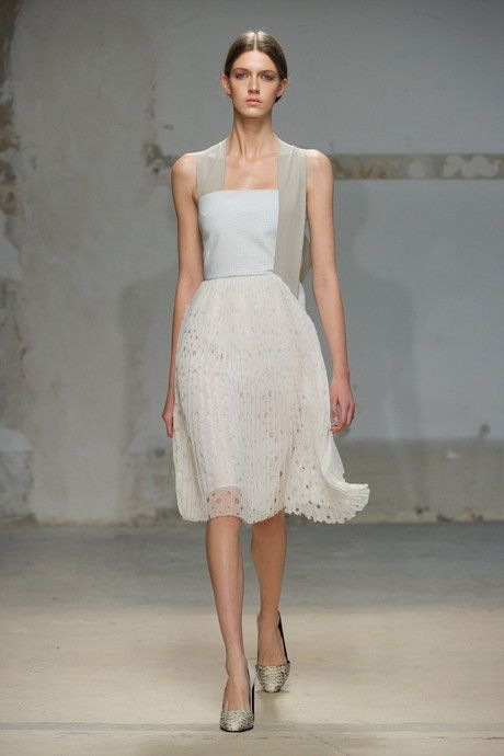 DAMIR DOMA Ready to Wear Spring / Summer 2014 - Look 08