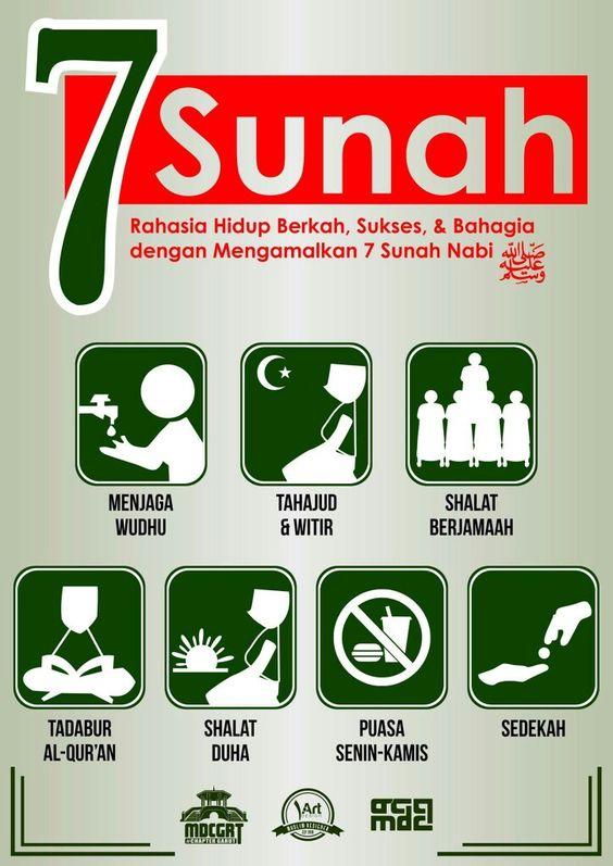 7 sunah