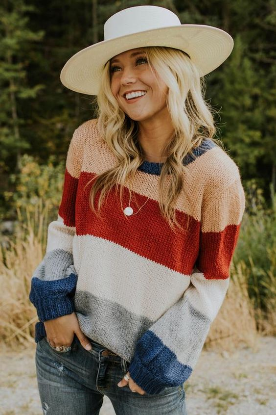 20 Spring Sweaters That Look Fantastic outfit fashion casualoutfit fashiontrends