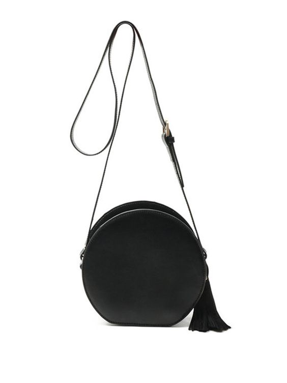 Shop Crossbodies - Retro Cowhide Leather Zipper Small Crossbody online. Discover unique designers fashion at StyleWe.com.: