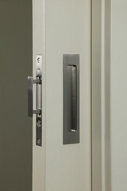 Pocket sliding door by Donatelli Builders, Inc