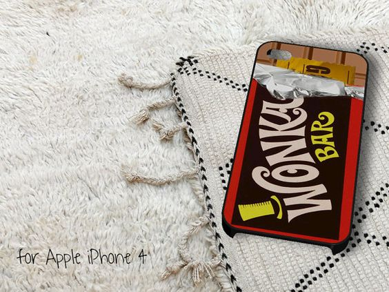 Golden Ticket Willy Wonka iPhone 4 iPhone 4S Case by casedragon, $15.79