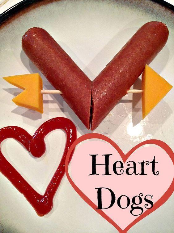 Valentine Dinner Idea  Valentine Dinner Idea Ihre Kinder werden es lieben!  #dinner #idea #Valentine