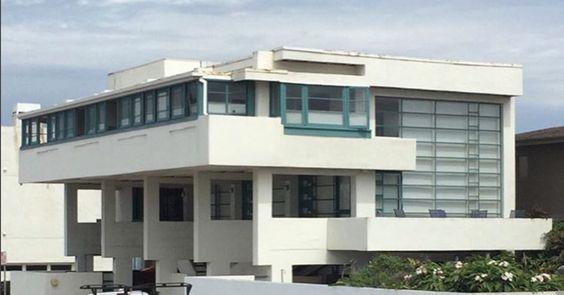 RM SCHINDLER BEACH HOUSE