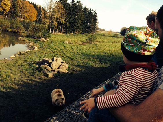 #Fuchs #Mütze Beanie von Riekchen für Baby & Kleinkind . Den passenden Loop gibt's in meinem  Shop riekchen.dawanda.com