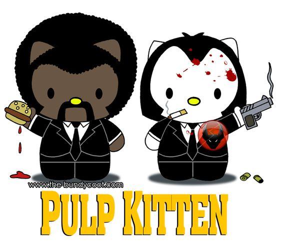 Hello Kitty Pulp Fiction Png 680 591 Hello Kitty Images Hello Kitty Art Hello Kitty Pictures