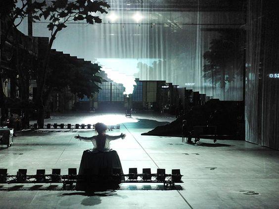 Europeras 1 & 2  by John Cage  staged by: Florian Bilbao, Willi Bopp, Stephan Buchberger, Harry Curtis, Florence von Gerkan, Heiner Goebbels, Klaus Grünberg, Hubert Machnik  Ruhrtriennale 2012