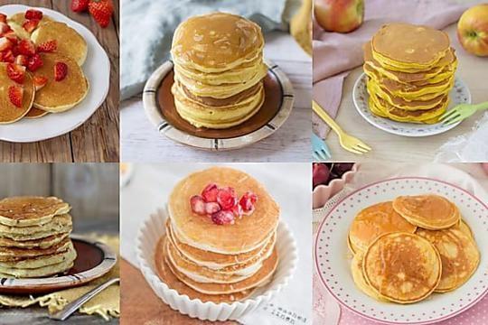 Ricetta Pancake Di Benedetta.Pancake Senza Glutine 6 Ricette Facili Sweet Recipes Food Fruit Desserts