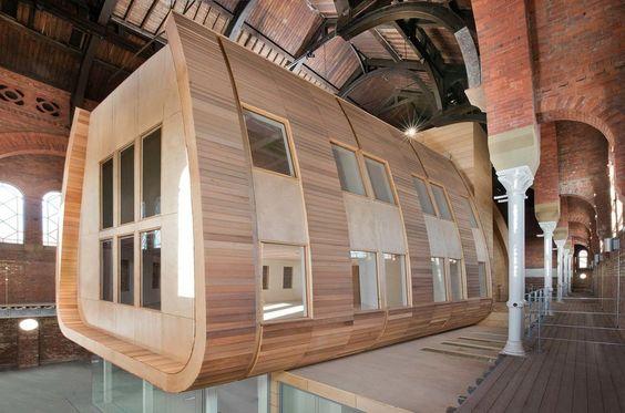 Ashton Old Baths | Architect Magazine | Modern City Architecture & Urbanism, Ashton-under-Lyne, Manchester, UK, Workspace, Modern, Projects