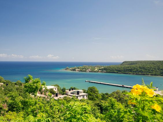 Views that never get old. Falmouth, Jamaica. #caribbean #cruise