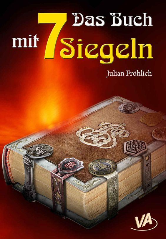 Das Buch mit 7 Siegeln: Fantasy-Thriller eBook: Julian Fröhlich: Amazon.de: Kindle-Shop