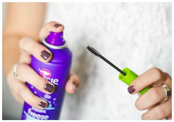 If you're a child of the 80s, you've probably used plenty of hairspray in your time. Ah, the days of hair teased as high as the heavens. But did you know that hairspray is useful for lots of other things, too? From beauty tricks to laundry savers, here are 13 hairspray hacks no girl should beread more...: