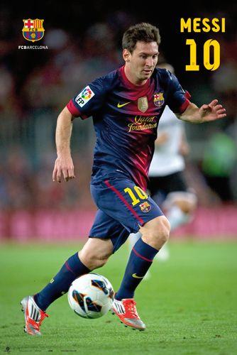 ¡Felicidades crack! Messi