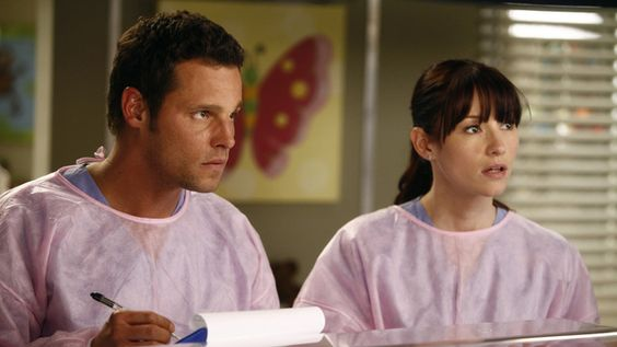 """Grey's Anatomy """"If Only You Were Lonely"""""""