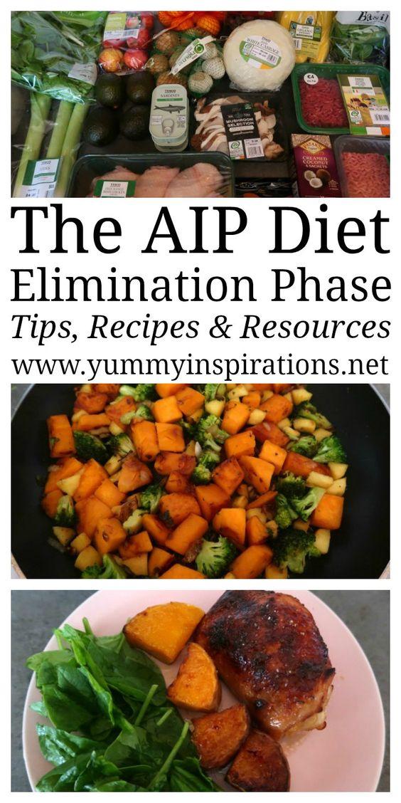 AIP Diet - The Autoimmune Protocol Diet Meal Prep & Recipes