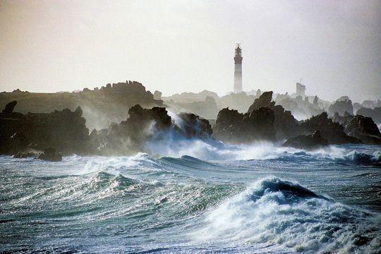 Ouessant est l'île la plus occidentale de la France