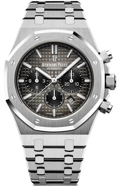 Audemars Piguet Royal Oak Automatic Chronograph Platinum Ref. 26332PT.OO.1220PT.01