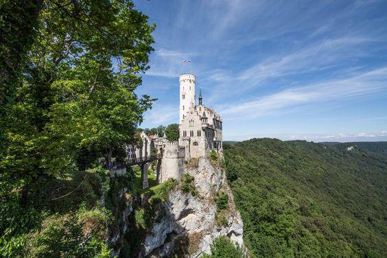 Reisebericht Burg Hohenzollern Sigmaringen Und Schloss Lichtenstein Burg Reisen Schloss Lichtenstein