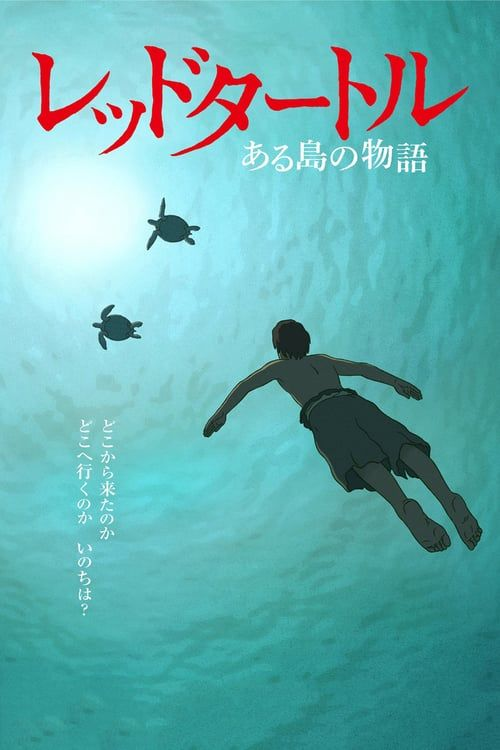 Hd 1080p The Red Turtle full movie Hd1080p Sub English Flixmovieshd Com The Red Turtle Studio Ghibli Turtle Movie