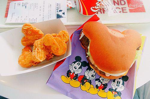 disney resort food <3
