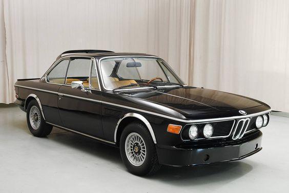 BMW 3.0CS Coupe 1974