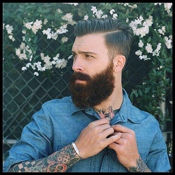 Marvelous Beards Haircut Styles And Hairstyles Haircuts On Pinterest Short Hairstyles Gunalazisus