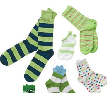 Sock dusting. Unmatched socks become great dusting tools--disppasble or wash and reuse!!