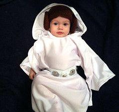Princesa Léia Bebê