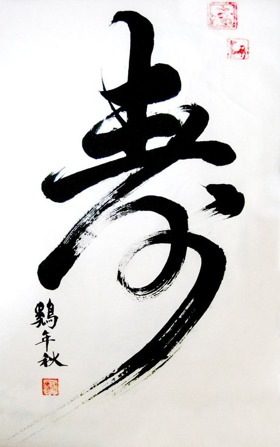 Chinese Calligraphy Age By Sihui128 Age Never Looked So