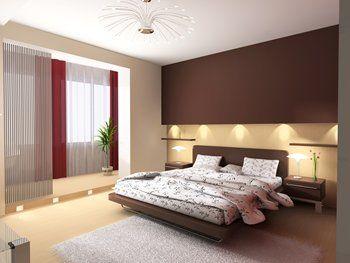 Colores de dormitorios matrimoniales dise o de for Colores contemporaneos para interiores